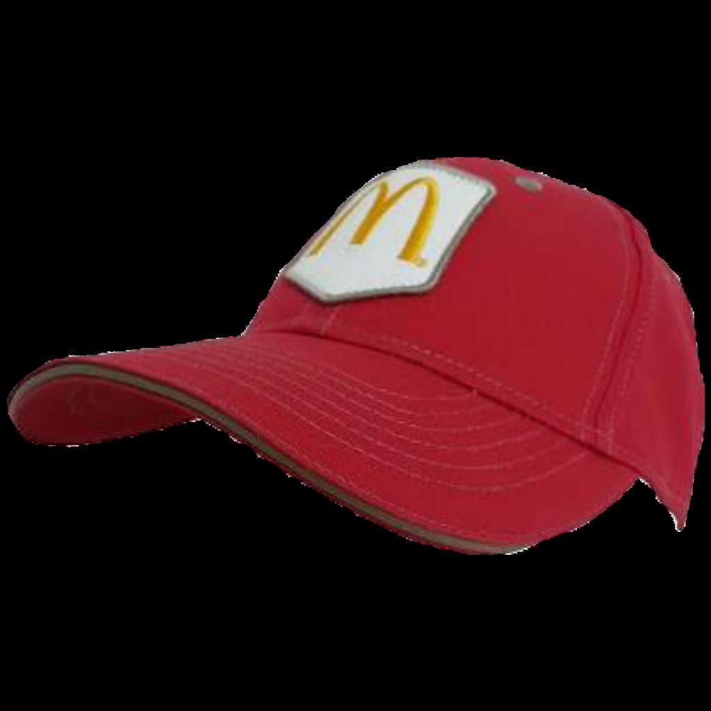 Mcdonald s cap gorra. Mcdonalds clipart hat mcdonalds