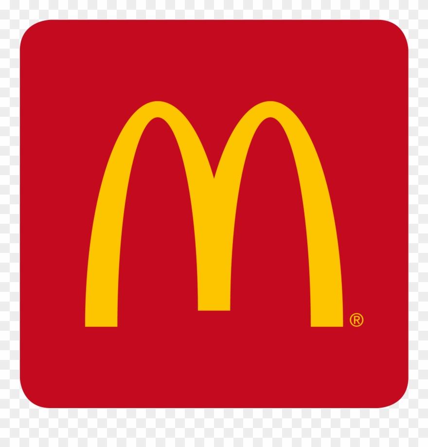 Mcdonalds clipart icon. Logo mcdo png