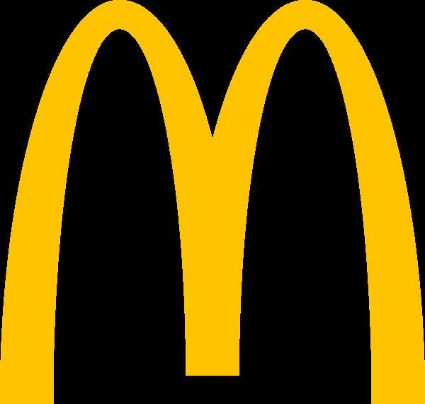 Mcdonald s logo clip. Mcdonalds clipart icon
