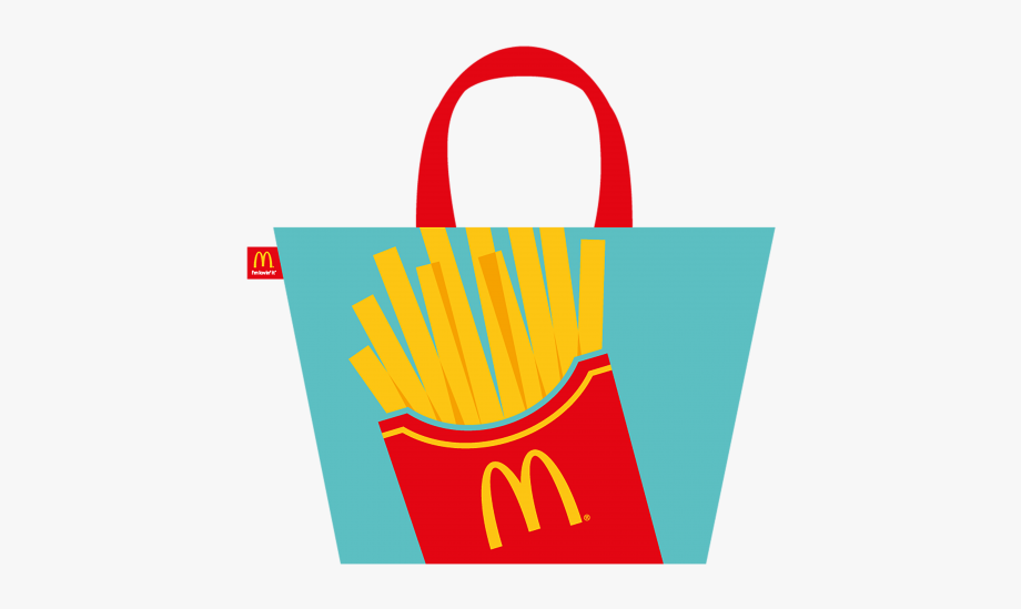 Mcdonalds clipart icon. Bag png mcdonald french