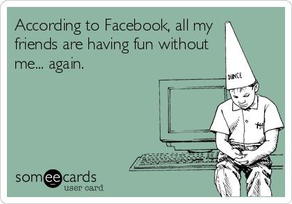 According to facebook all. Me having fun