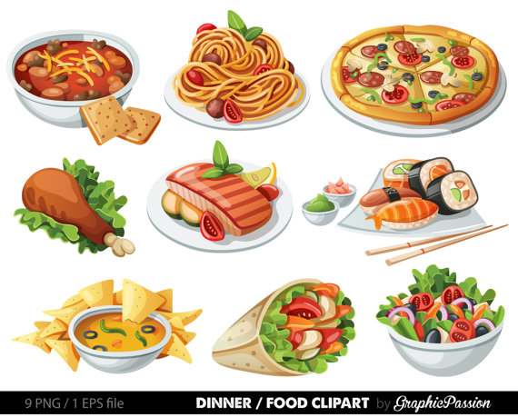 Pizza pencil and in. Meal clipart