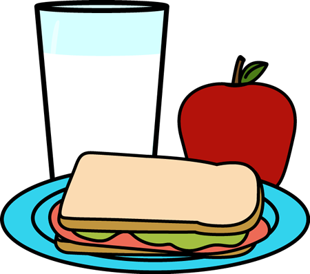 collection of meal. Healthy clipart healthy school