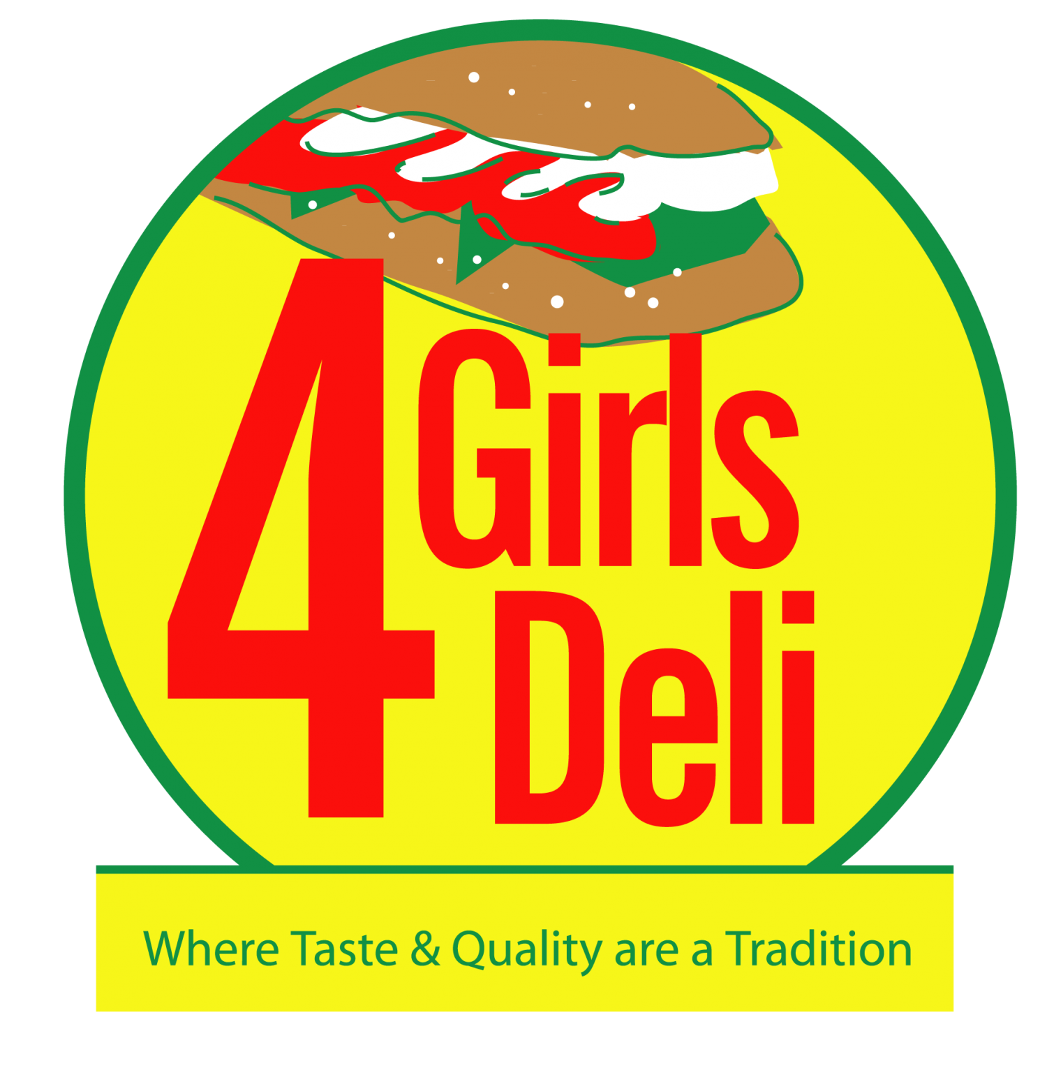 Home girls check out. Restaurants clipart deli shop