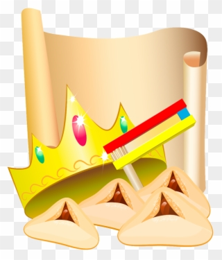 Free png clip art. Purim clipart meal