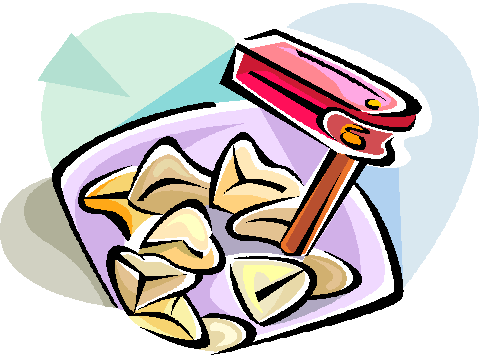 Purim clipart meal. Greening your jewishinstlouis
