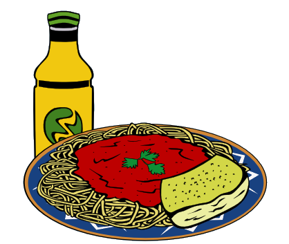 Free meals pages of. Meal clipart