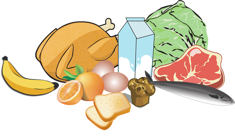 Meat clipart basket.  collection of and