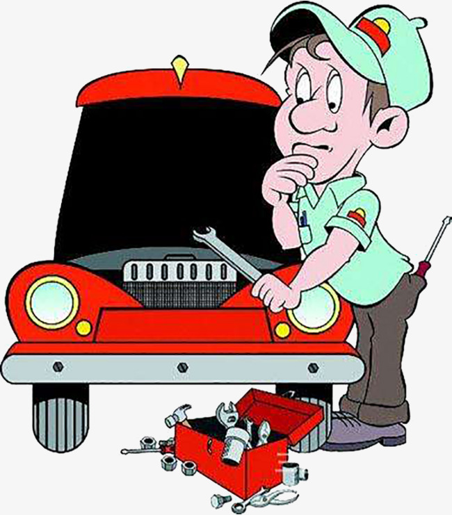 Mechanic Clipart  Mechanic Transparent Free For Download