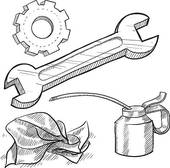 Mechanic clipart. Clip art royalty free