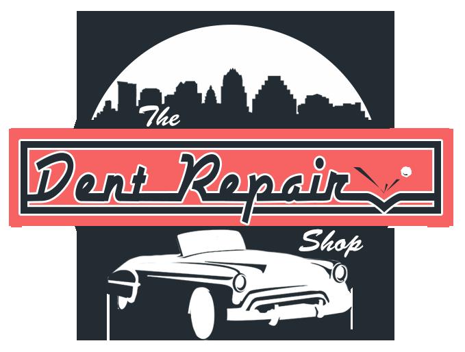 The dent repair shop. Mechanic clipart auto tech