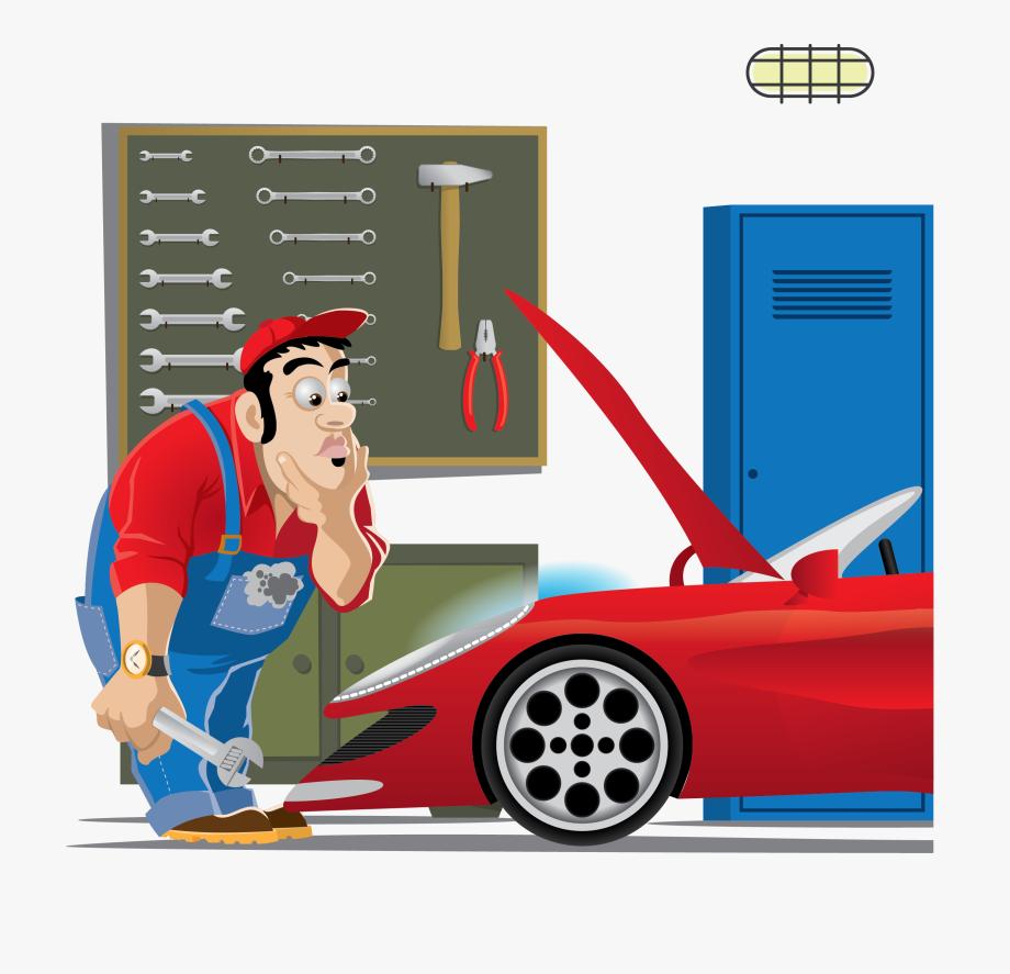 Mechanic clipart auto tech. Car clip art