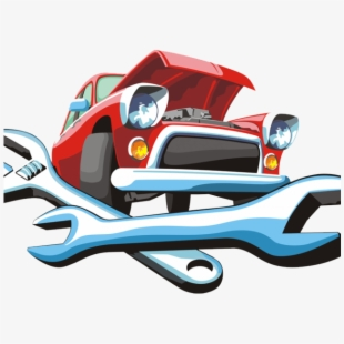 Mechanic clipart auto tech. Vector freeuse stock wrench