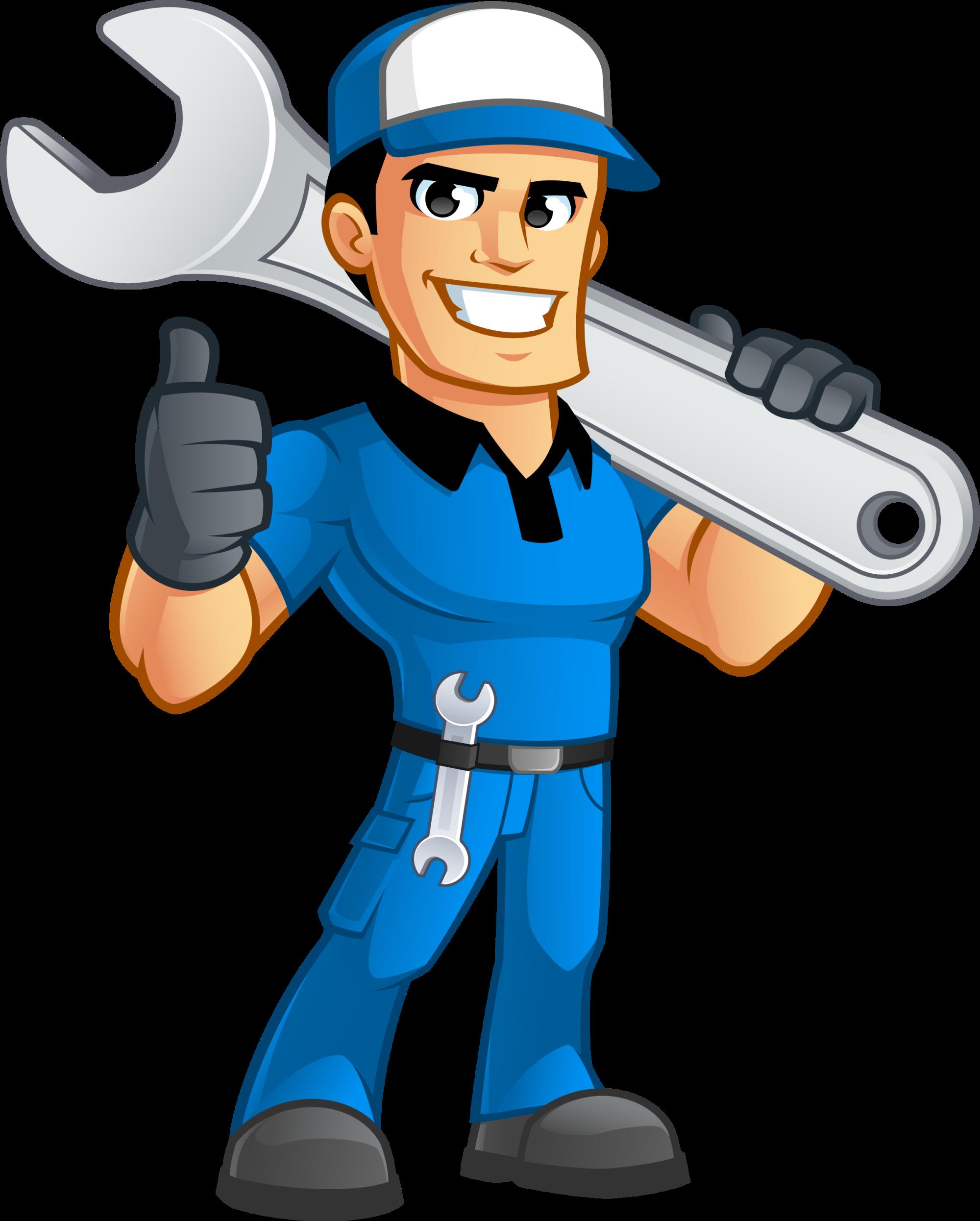 Mechanic Clipart Car Servicing Mechanic Car Servicing