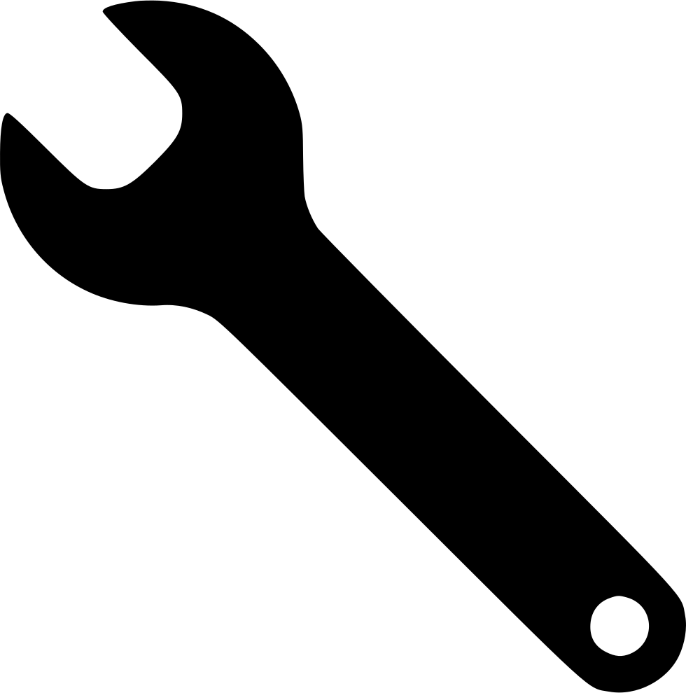 Mechanic clipart crescent wrench. Png huge basic icons