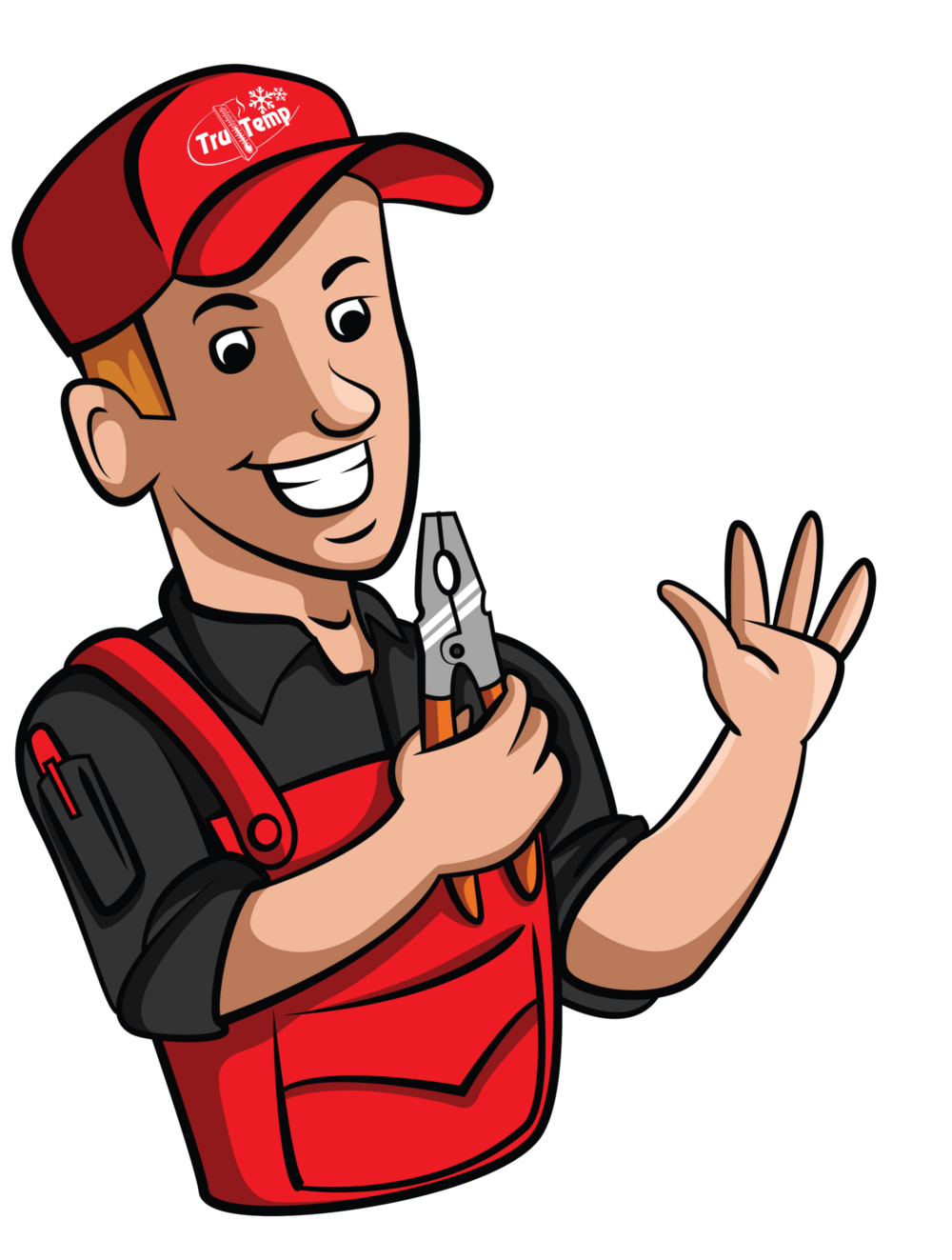 Mechanic clipart female mechanic. Ac repair tuscaloosa al