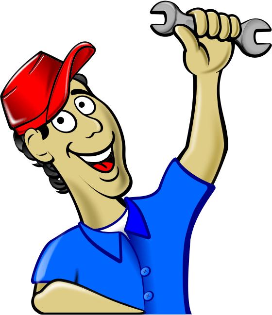 Mechanic clipart happy customer. Cliparts zone