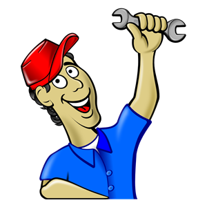 Cliparts of free download. Mechanic clipart happy work