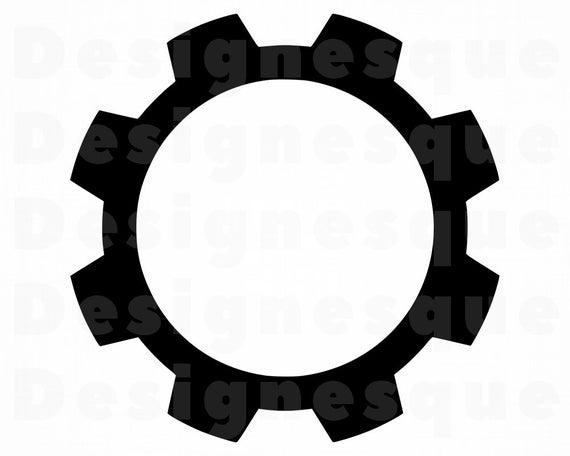 Mechanic clipart many gear. Svg icon cogwheel files