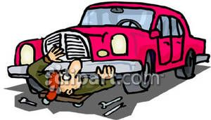 Mechanic clipart mecanic. Auto free car