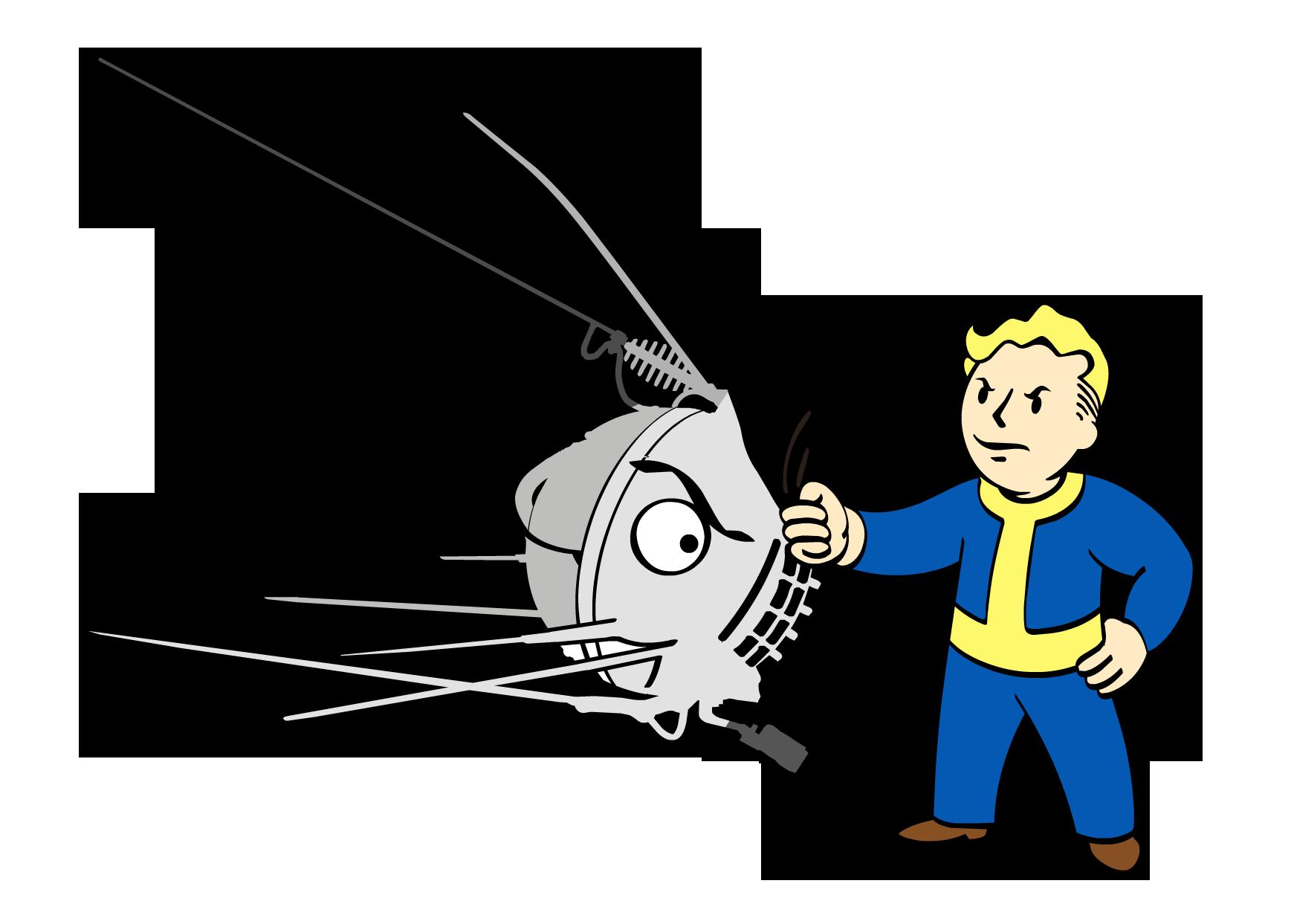Menace fallout wiki fandom. Mechanic clipart mechanical force