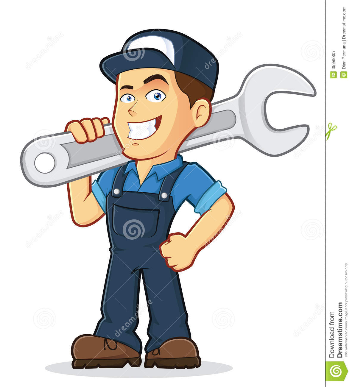 Mechanic clipart mechanical work. Cliparts free download best