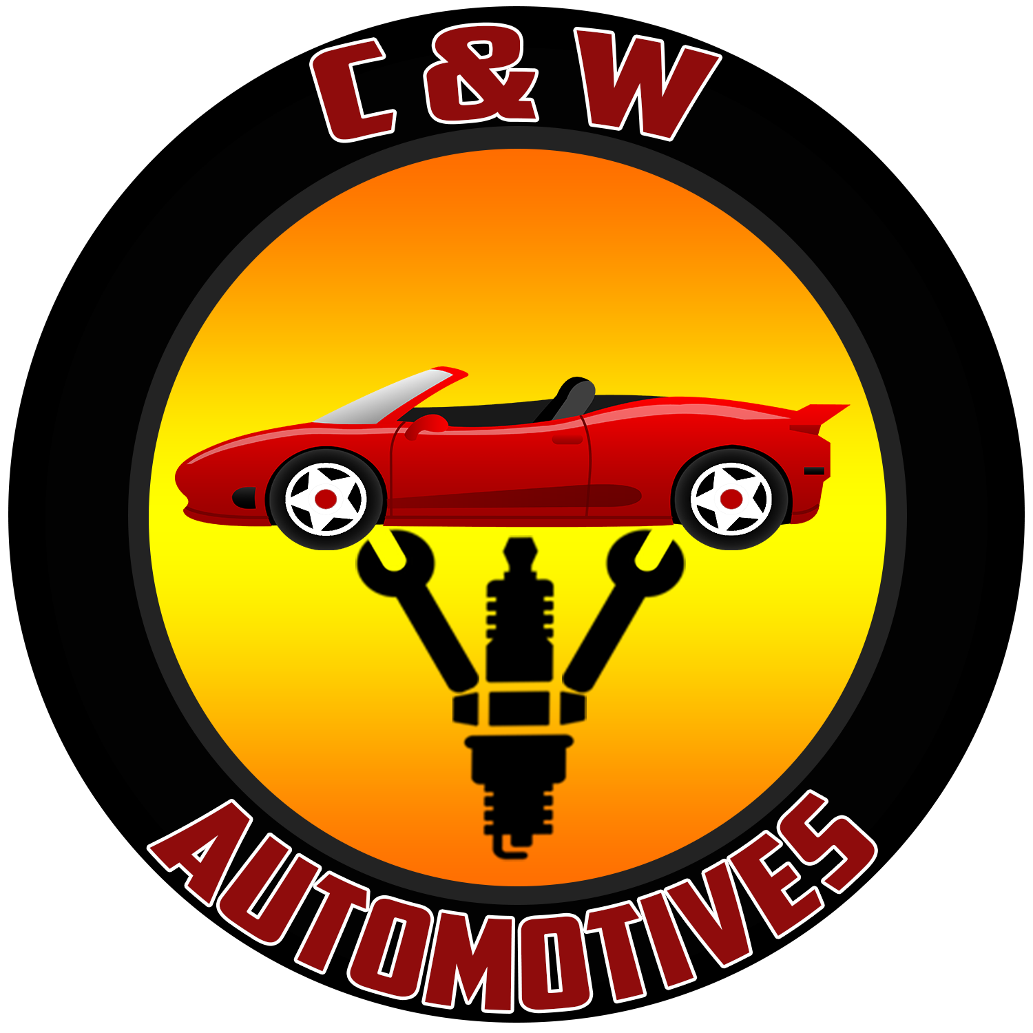 C w automotives home. Mechanic clipart skilled
