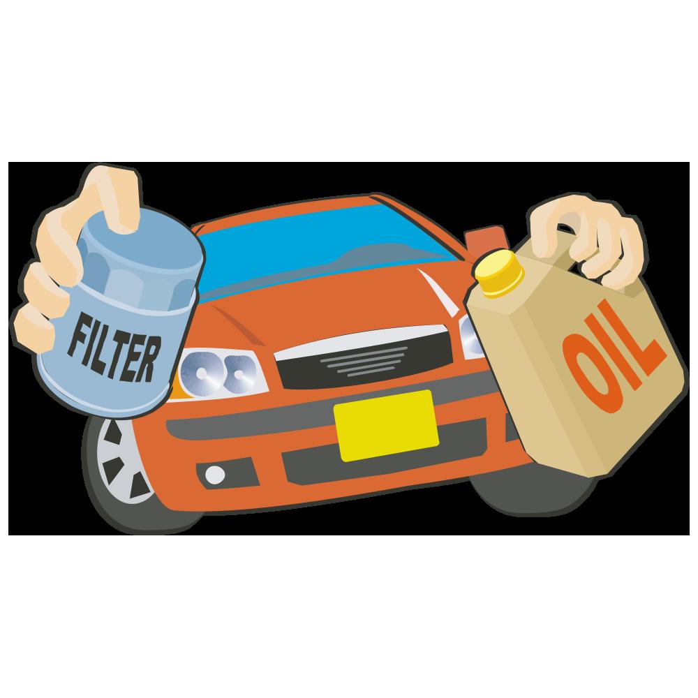 Cartoon automobile shop motor. Mechanic clipart vehicle repair