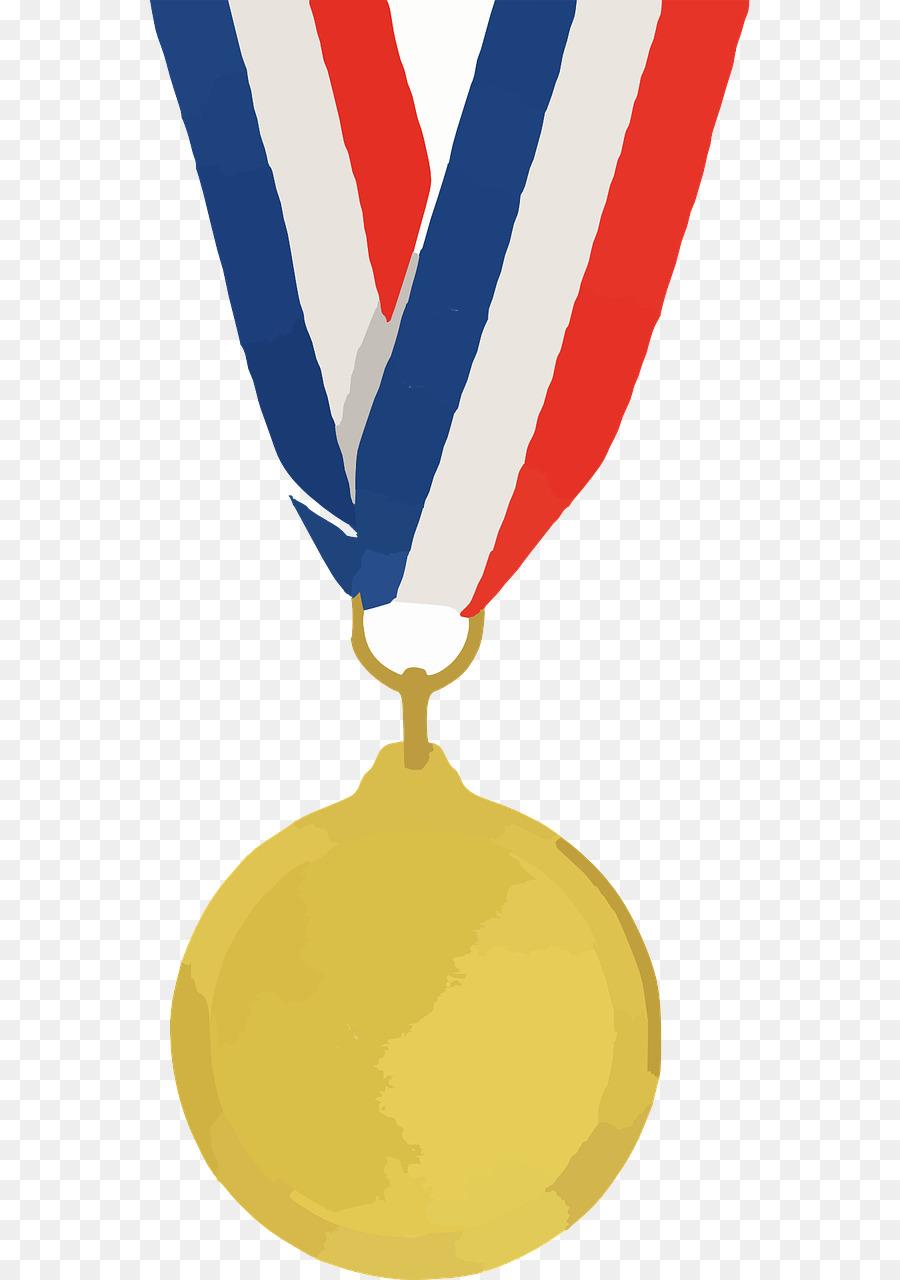 Gold award transparent clip. 4 clipart medal