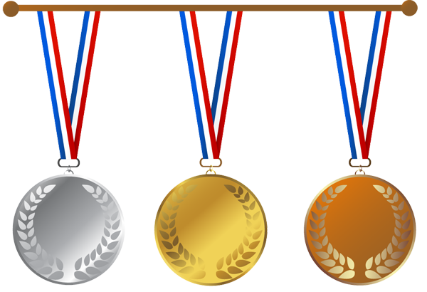 Medal clipart. Olympic