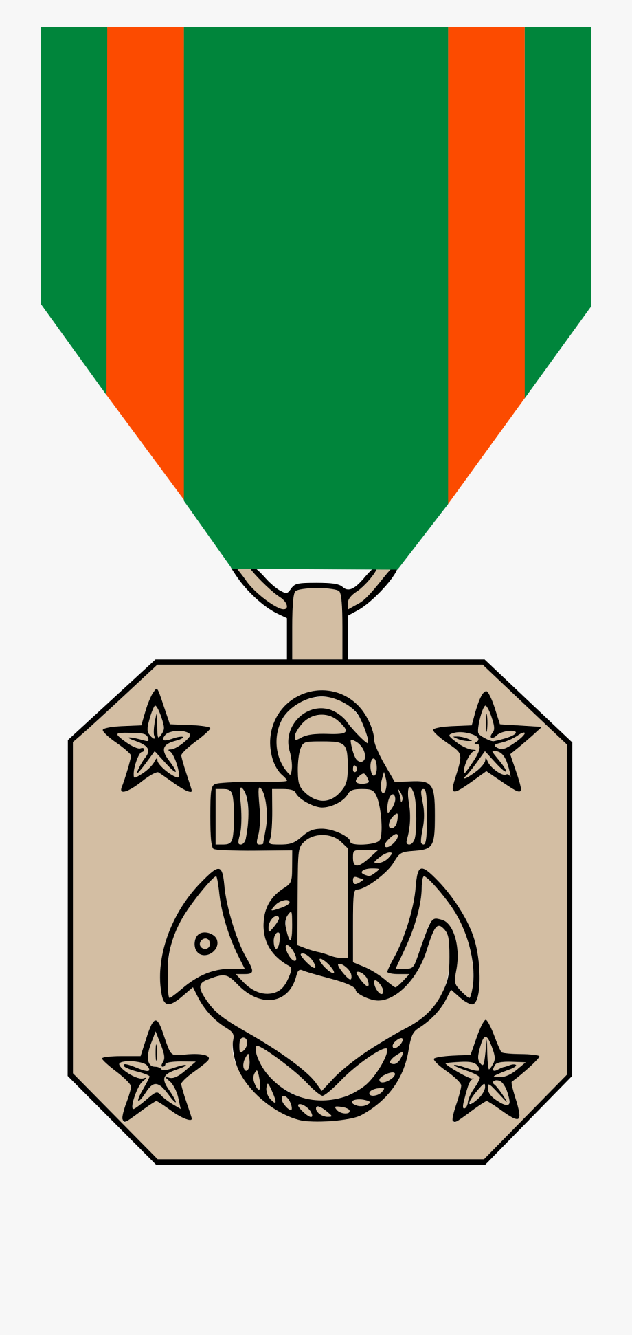 Medal clipart achievement. File navy and marine
