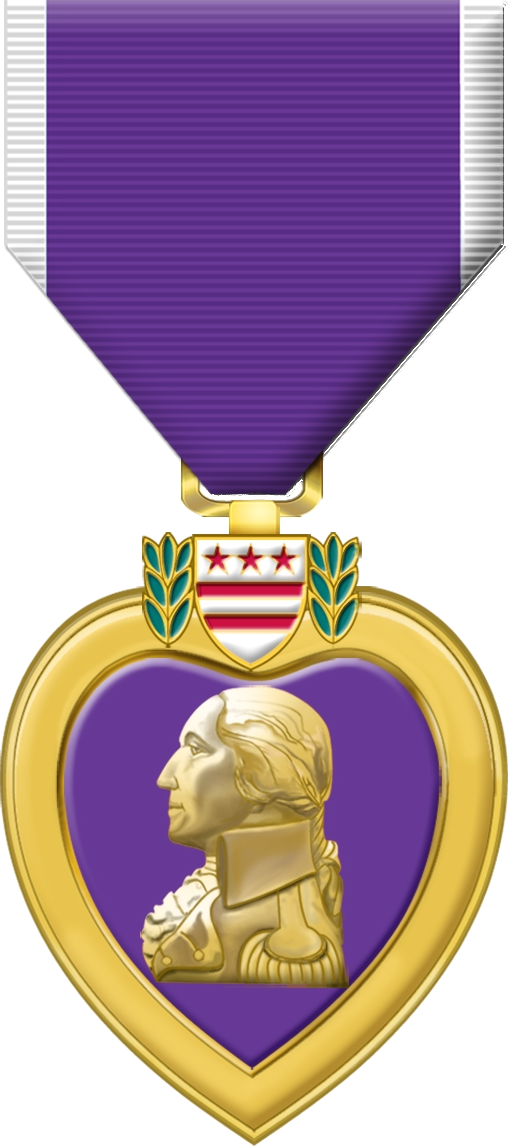 Image result for purple. Military clipart history american