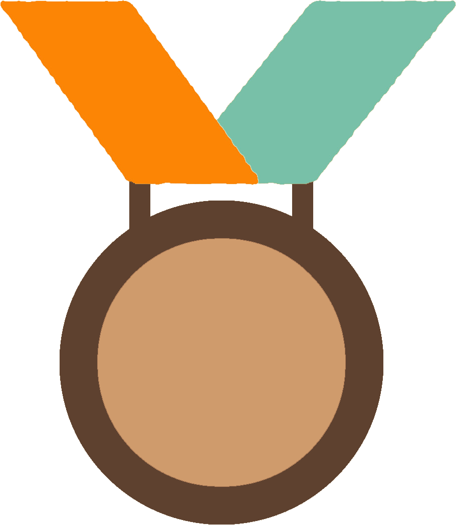 Medal clipart bronze. Hong kong png transparentpng