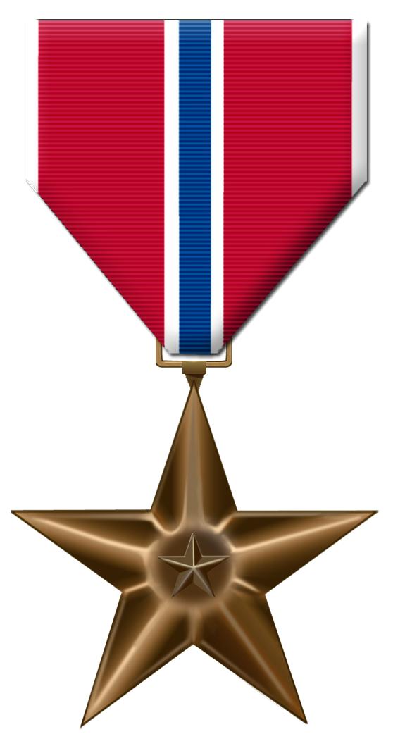 Soc medals list combat. Medal clipart bronze