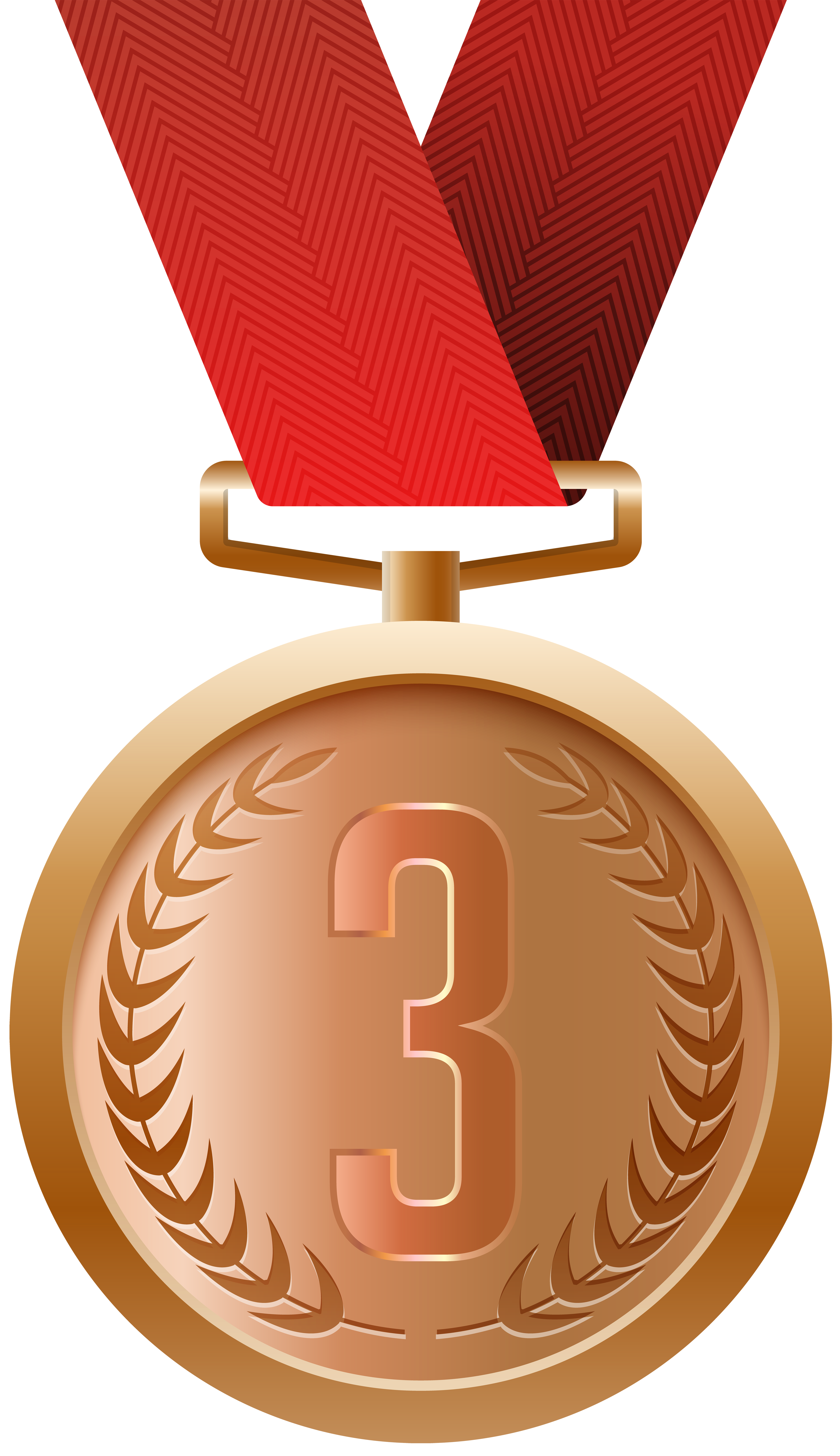 Medal clipart bronze. Png clip art gallery