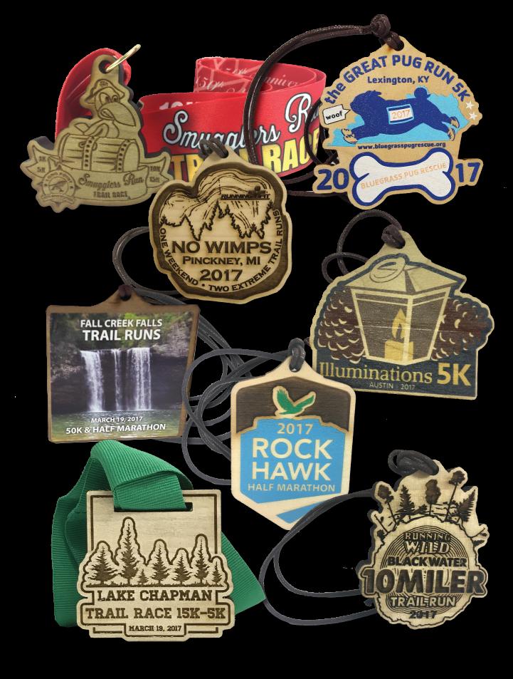 Medal clipart medal stand. Custom designed wood medallions