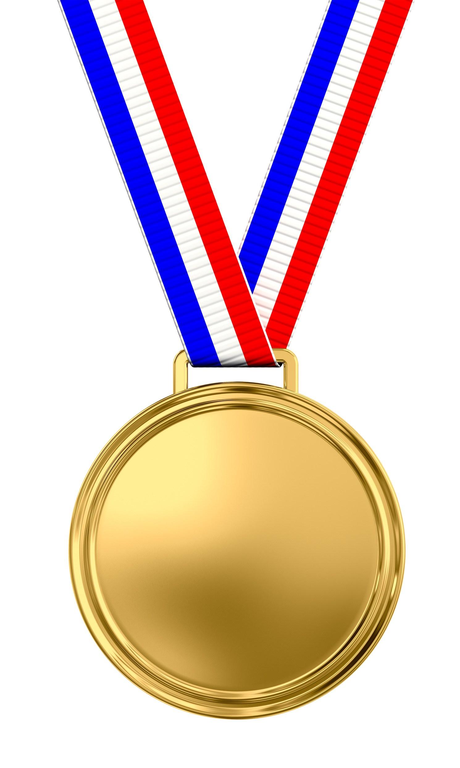 Medal clipart medal stand. Transparent