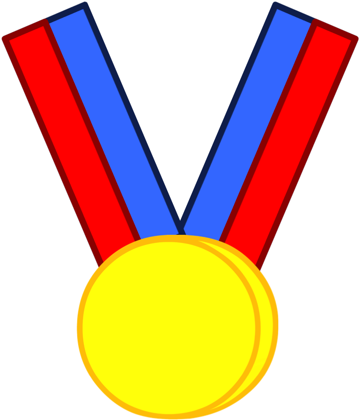 Image new body png. Medal clipart object