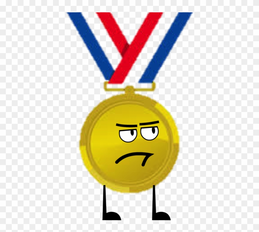 Medal clipart object. Pose shows pinclipart
