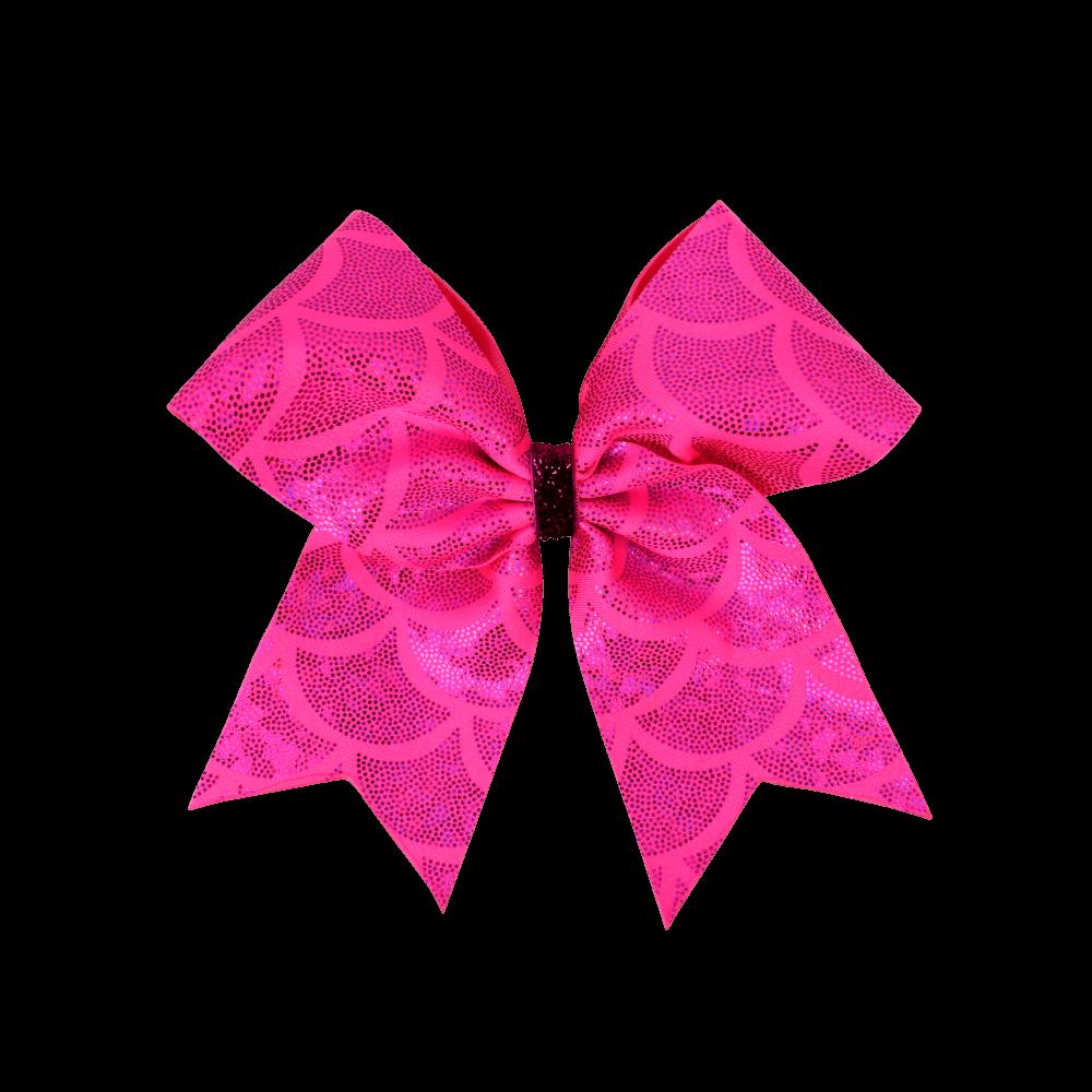 Ribbon vector graphics rosette. Medal clipart pink
