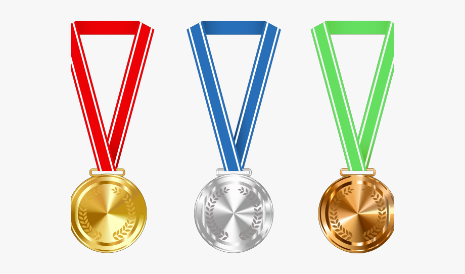 Olympics clipart gold medalist. Medals swimming medal of