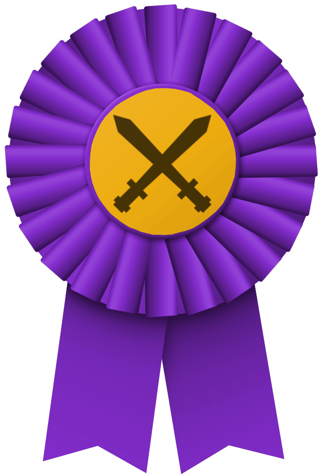 Purple clipart medal. Changelog video game high
