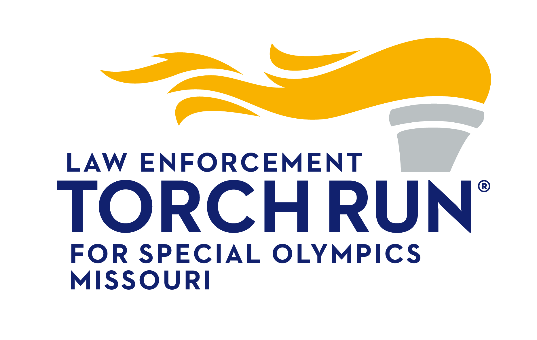 Special events missouri letr. Torch clipart senior olympics