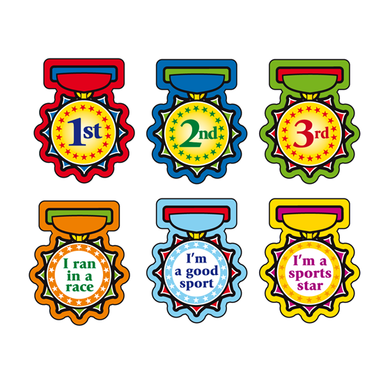 Medal clipart sports day. Medals