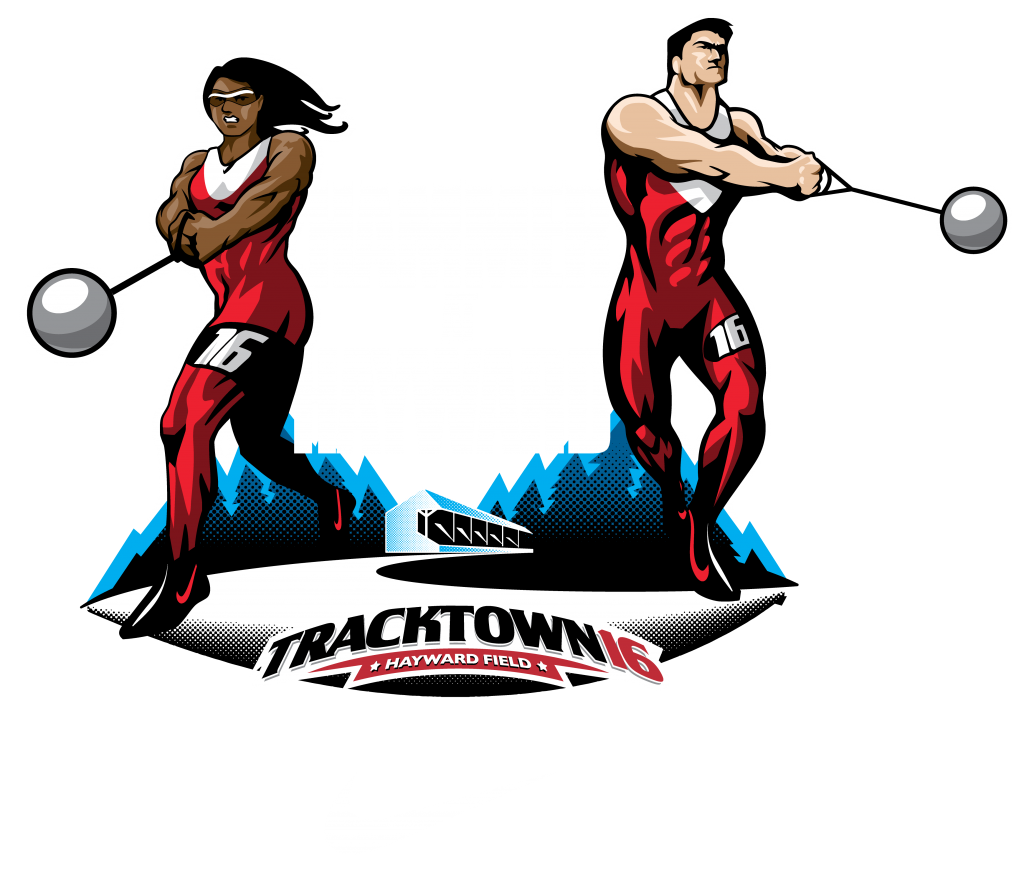Medal clipart sports day. Single featured events tracktown