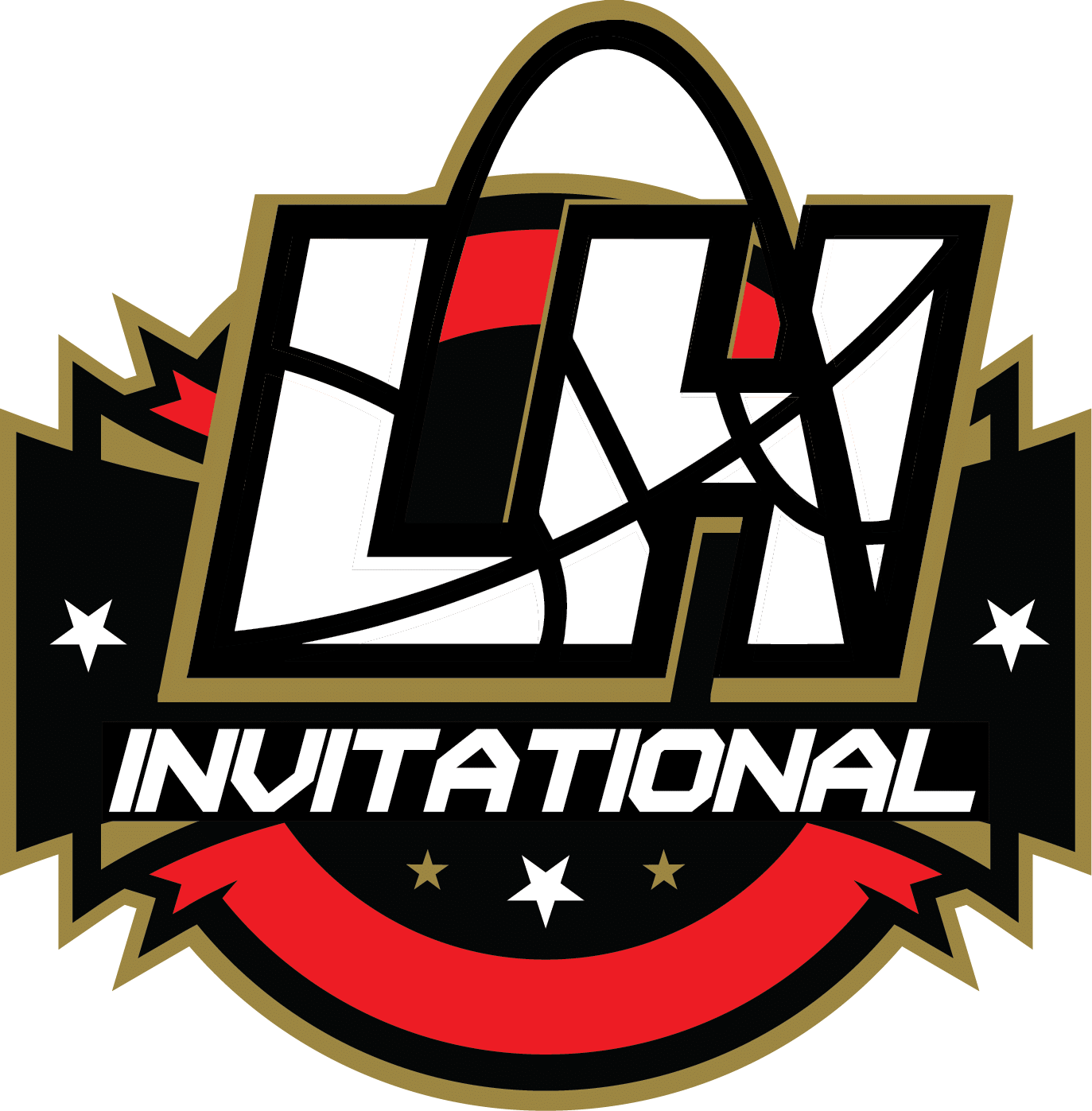 The larry hughes invitational. Medal clipart tournament