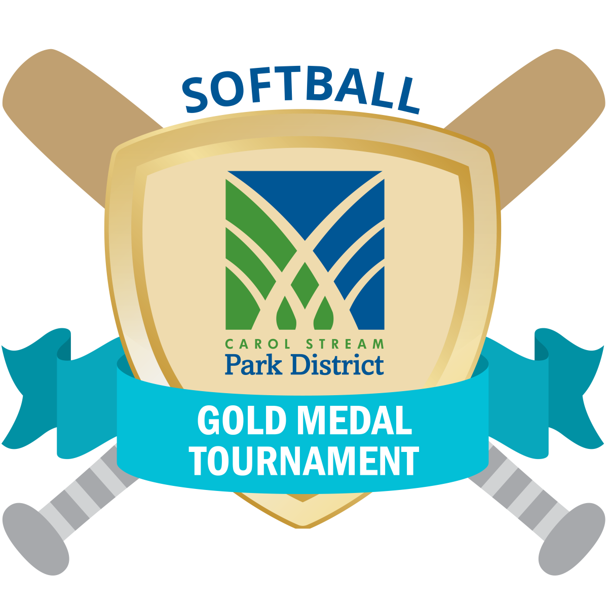 Medal clipart tournament. Youth tournaments carol stream