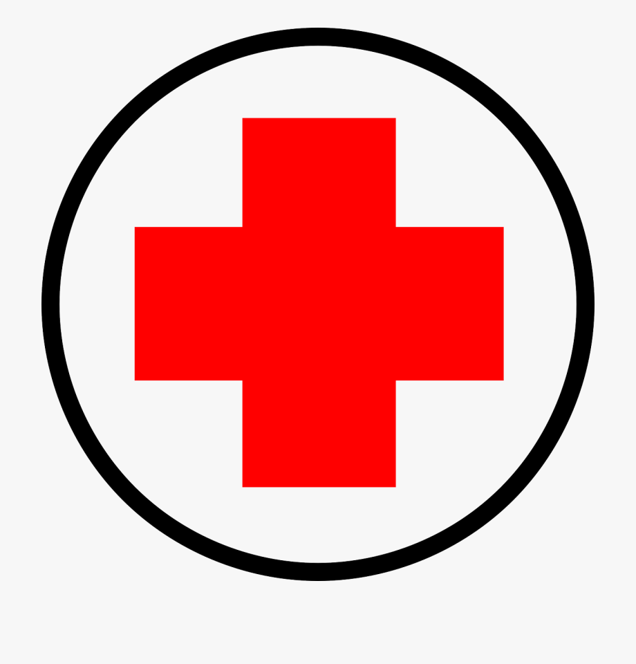 Medical clipart. Red cross doctor free