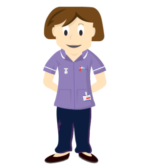 . Medical clipart health visitor