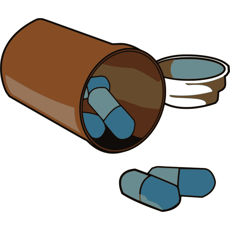 Medical clipart heart. Pills field free on